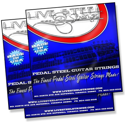 Live Steel Strings